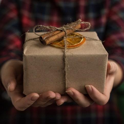 たんじょうび, お祝い, 記念日, クリスマス, 箱, 装飾, クリスマスプレゼント, おめでとうございます