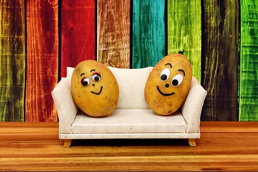 Couch Potatoes, Funny, Potatoes