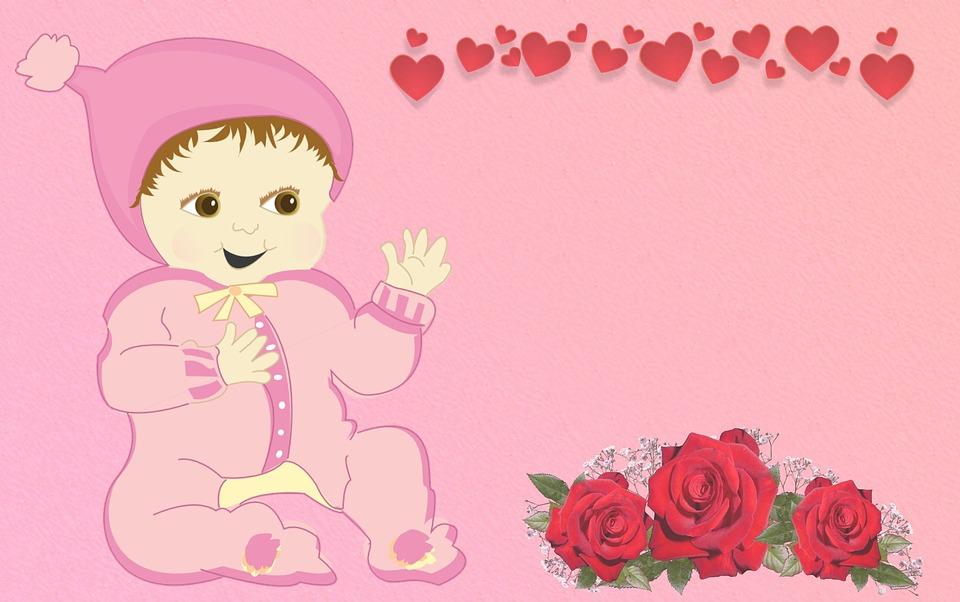 Kartu Ucapan Untuk Bayi Baru Lahir Ala Model Kini