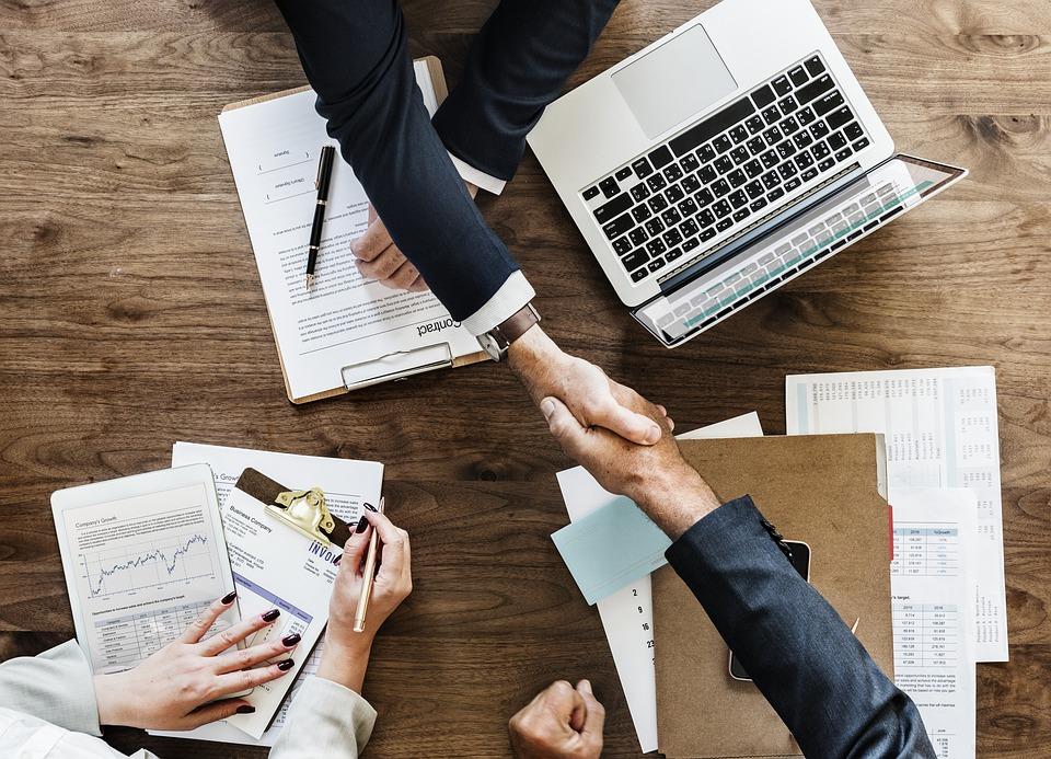 Business, Paper, Office, Laptop, Computer, Achievement