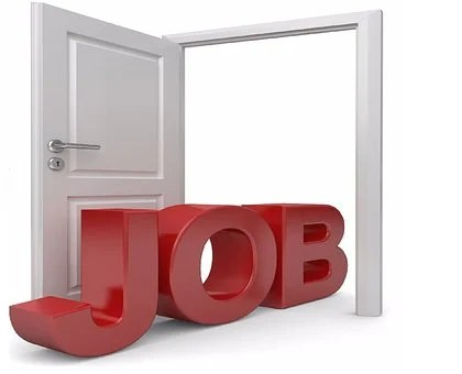 Show, Isolated, Business, Jobs, Door