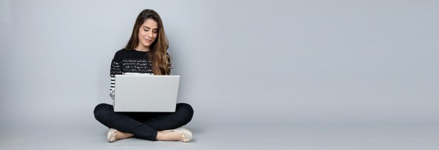 Woman, Laptop, Business, Blogging, Blogger, Female