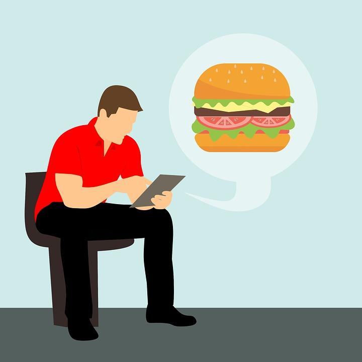aplicaciones para pedir comida