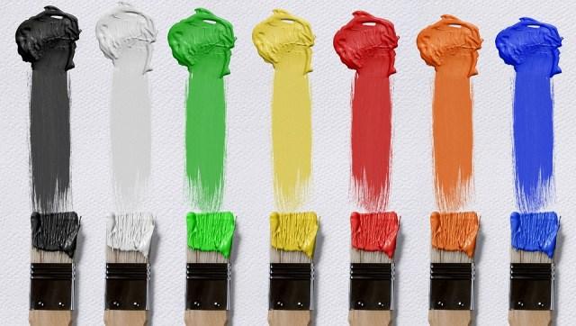 Cepillo, Color, Lona, Farbkleckse, Trazos De Pincel