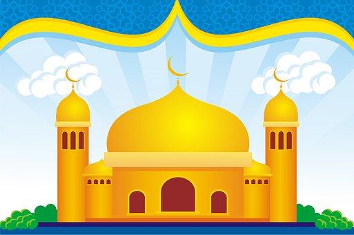 Unduh 6700 Background Animasi Muslim HD Terbaru