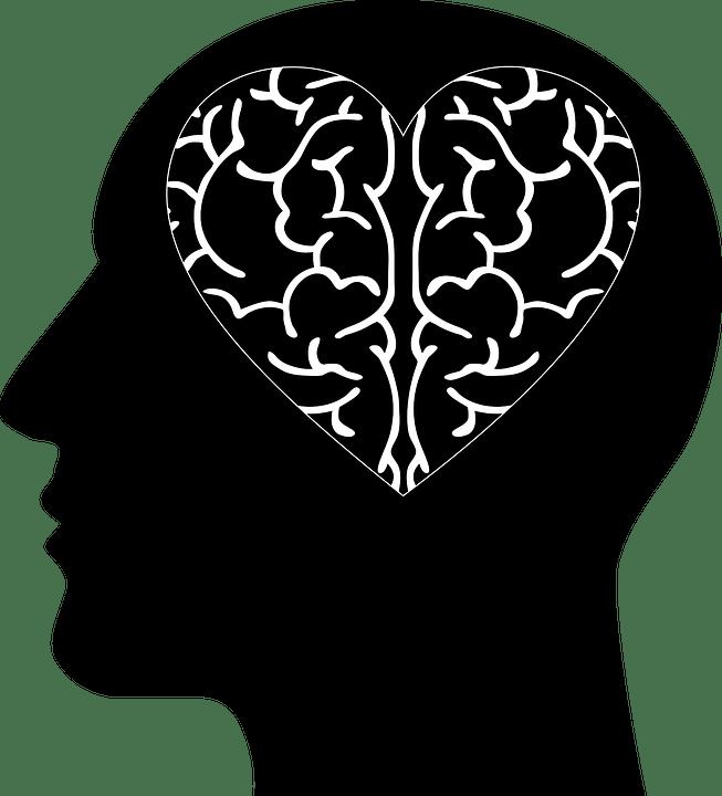 Cranium, Head, Abstract, Art, Thought, Mind, Mental #bekind