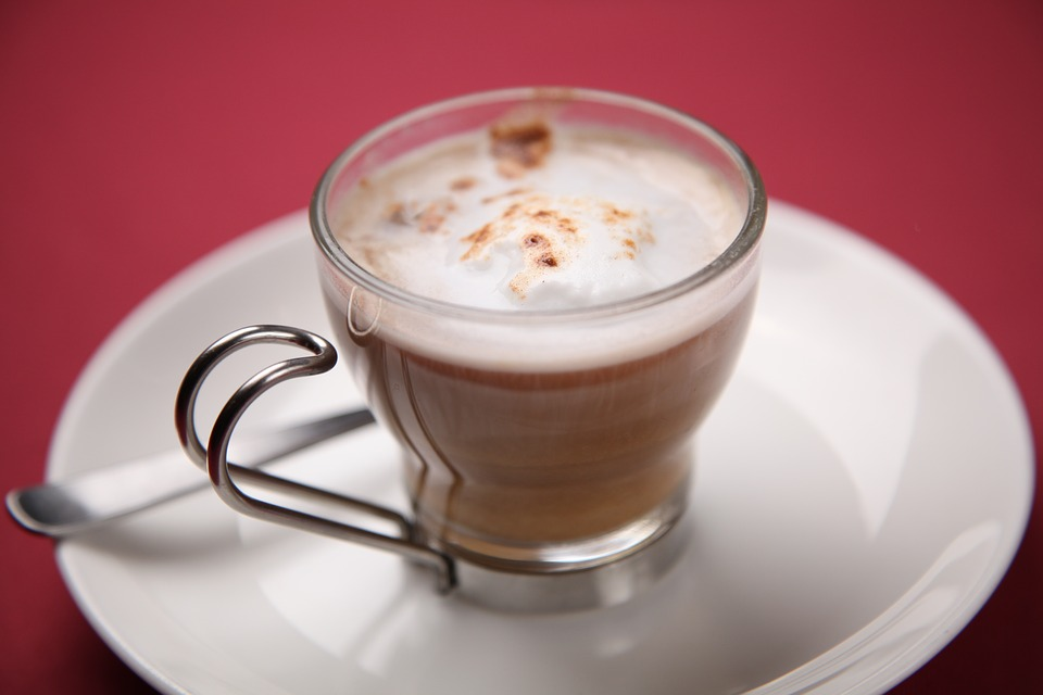 Lifestyle Changes, Coffee with Coconut Milk. Pallavi Rao
