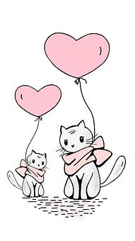 Kumpulan Mewarnai Gambar Sketsa Kucing Hitam Putih ...