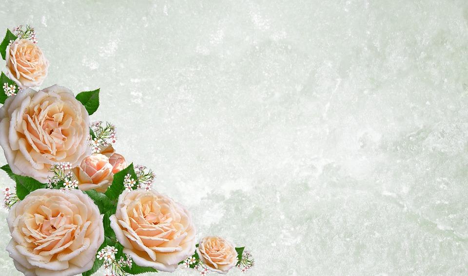 Kartu Ucapan Bunga Pernikahan Foto Gratis Di Pixabay