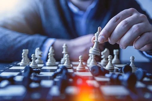 Chess, Pawn, Gameplan, Queen, Game