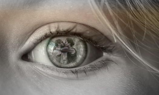 Occhio, Coppia, Amore, Tradimento, Desiderio, Vista