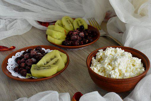 La ricotta è un alimento ricco di proteine ed è leggero e digeribile