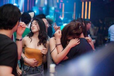 Discoteca, Serata Tra Ragazze, Signora