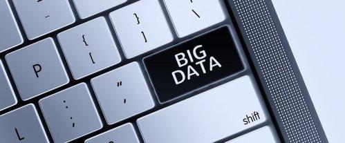 Large, Data, Keyboard, Computer