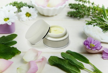 Cream, Skin, Care, Cosmetics, Lid, Fragrance, Herbs