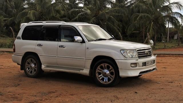 Auto, Suv, Toyota Land Cruiser, 4 X 4, Vozidlo