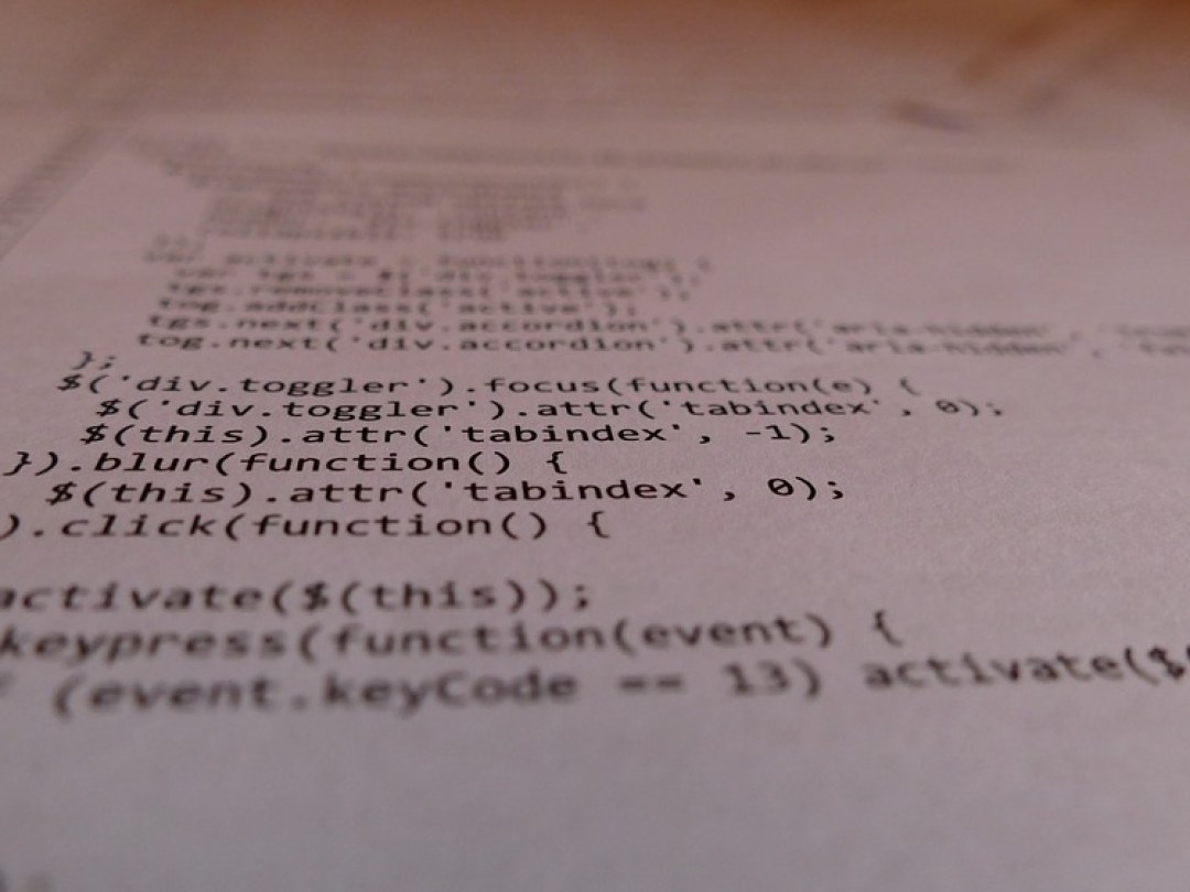 As a JavaScript programmer student you will learn how to code