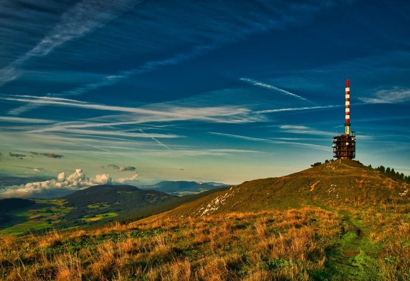 Paysage, Nature, Montagnes, Alpine, Nuages, Ciel