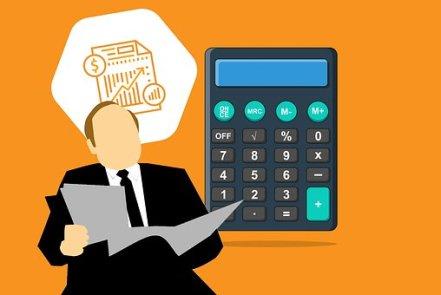 会計士, 電卓, 会計, グラフ, キャリア, ビジネス, 日付, レポート