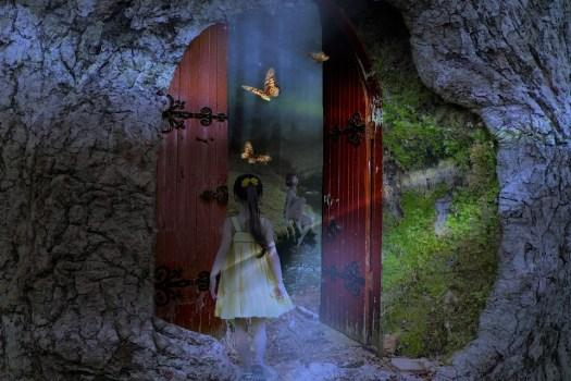 Fantasia, Dreamland, Elfenland, Via, Dentro, River