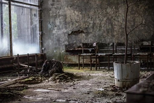 Chernobyl, nuclear accident