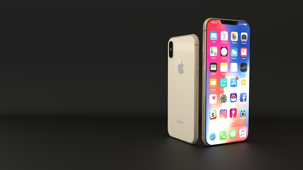 Promo sur l'iPhone XS Max : – 50% sur cet iPhone Double XL !