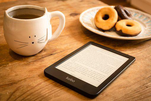 Reading, Refreshments, E-Reader
