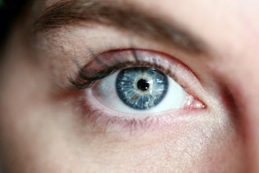 Occhio, Occhio Blu, Donna, Ciglia, Ritratto, Pelle