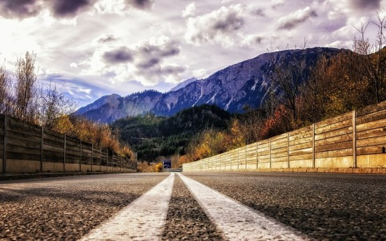 Road, Asphalt, Highway, Travel, Route, Landscape, Away