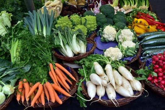 Mercato, Verdure, Mercato Stallo, Carote, Ravanello