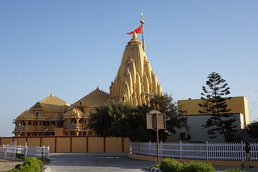 Temple, Somnath, Architecture, Chalukyan