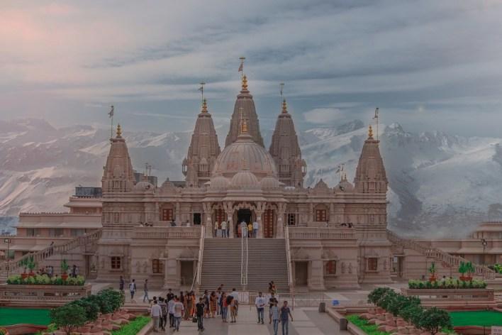 Pune, Templo, Deus, Cidade, Hindu, Religião