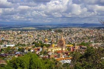 Mexico, Ciudad Colonial, Arquitectura