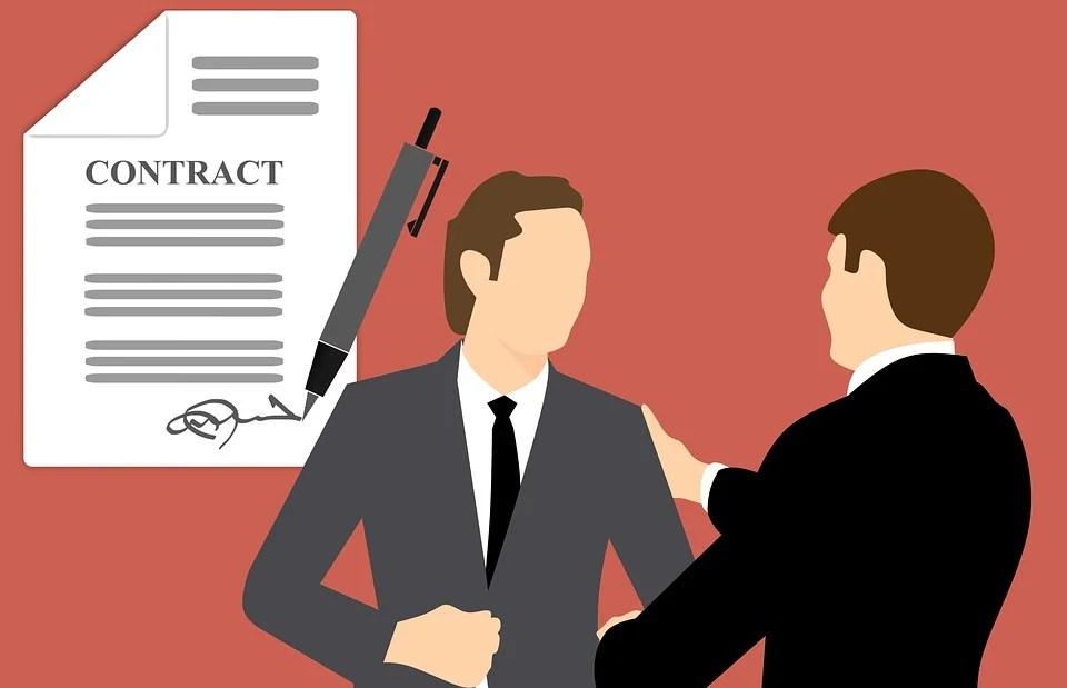 Business, Contract, Agreement, Handshake, Sign, Partner