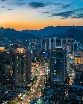 Myeongdong, Seoul, South Korea