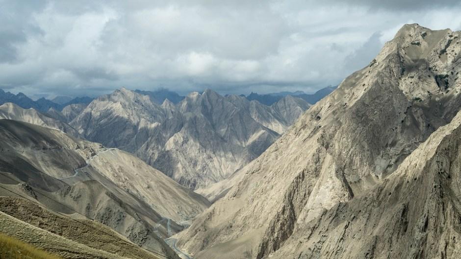 Kunlun-Gebirge, Im Freien, Bergsteiger, Die Wild, Alpin