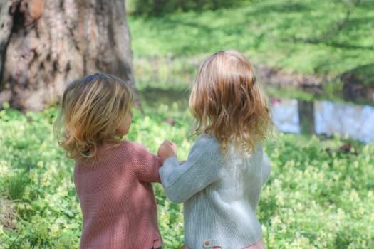 Park, Bambini, Passeggiata, Famiglia, Natura, Vacanze
