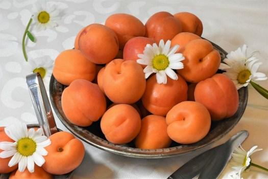 Albicocche, Frutta, Frutta A Nocciolo, Dolce, Delizioso