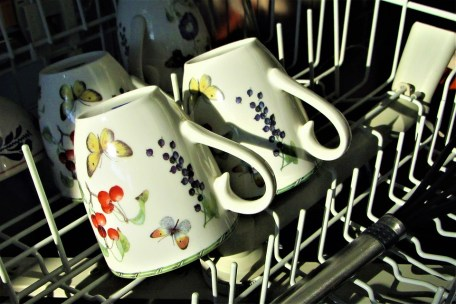 Mug, Porcelain, Dishwasher, For Home