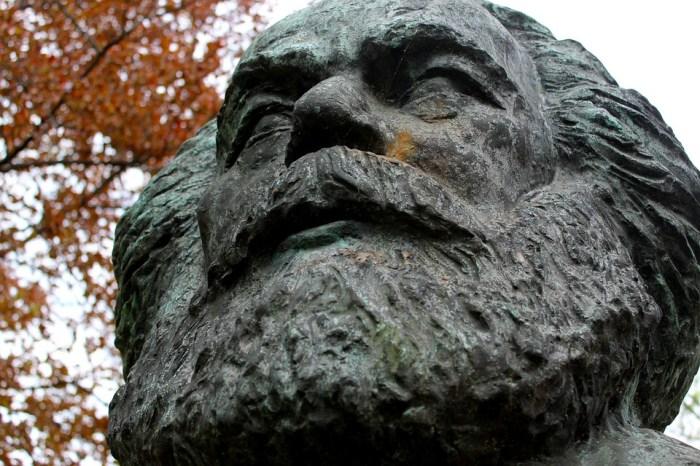 Статуя, Дессау, Маркс, Политика, Социализм, Образование