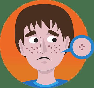 acne-4254911__340 Espinhas no rosto : Acabe de forma rápida e simples