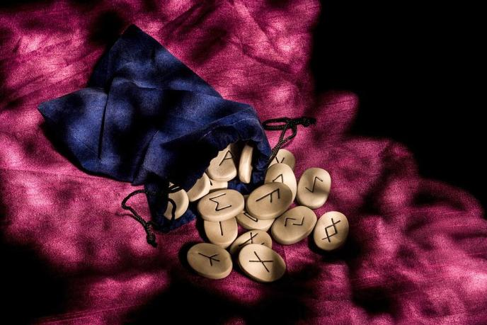 Runes, Divination, Rune, Magic, Magical, Symbol, Stones