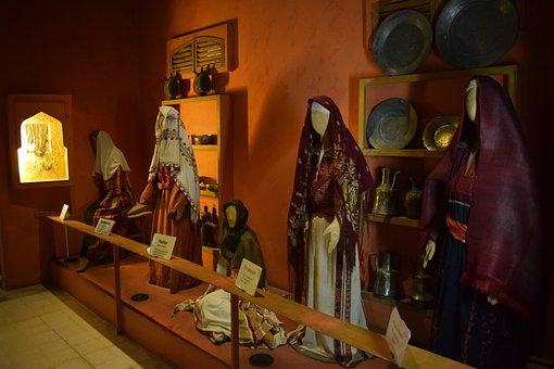 Roman Theater Folklore Museum Musical Instruments Amman