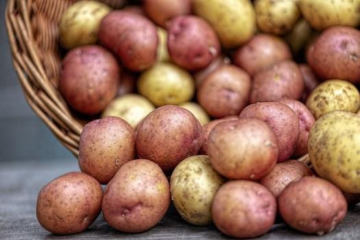 Patate, Verdure, Cibo, Natura, Fresco