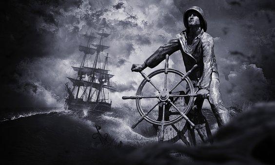 Sailor, Ship, Shipwreck, Sea, Carl Emil Petterson, shocking historical facts