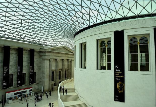 Museum, London, Architecture, Building, History