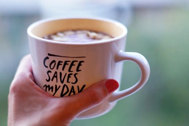 kawa, jak zwiększyć produktywność