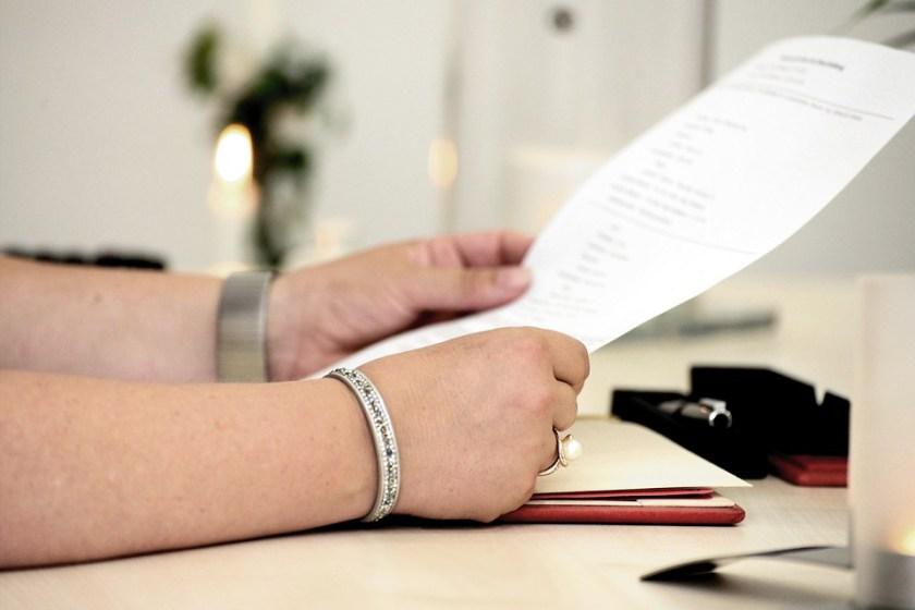Bagaimana Perekrut Membaca CV Anda?