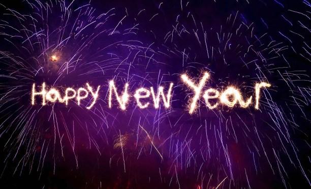 Happy New Year I PinkLungi