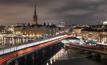 Cityscape, Lights, Architecture, Urban, Buildings